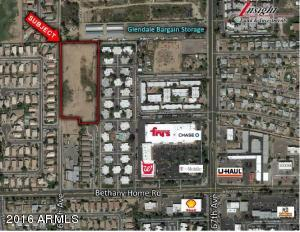MLS 5410317 6227 N 69th Avenue Lot -, Glendale, AZ 85303 Glendale AZ